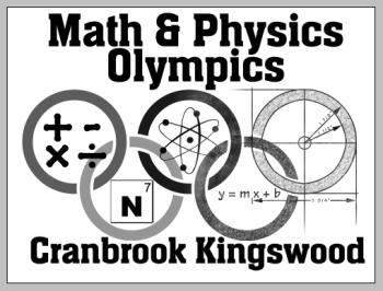 CK Math Physics Olympics